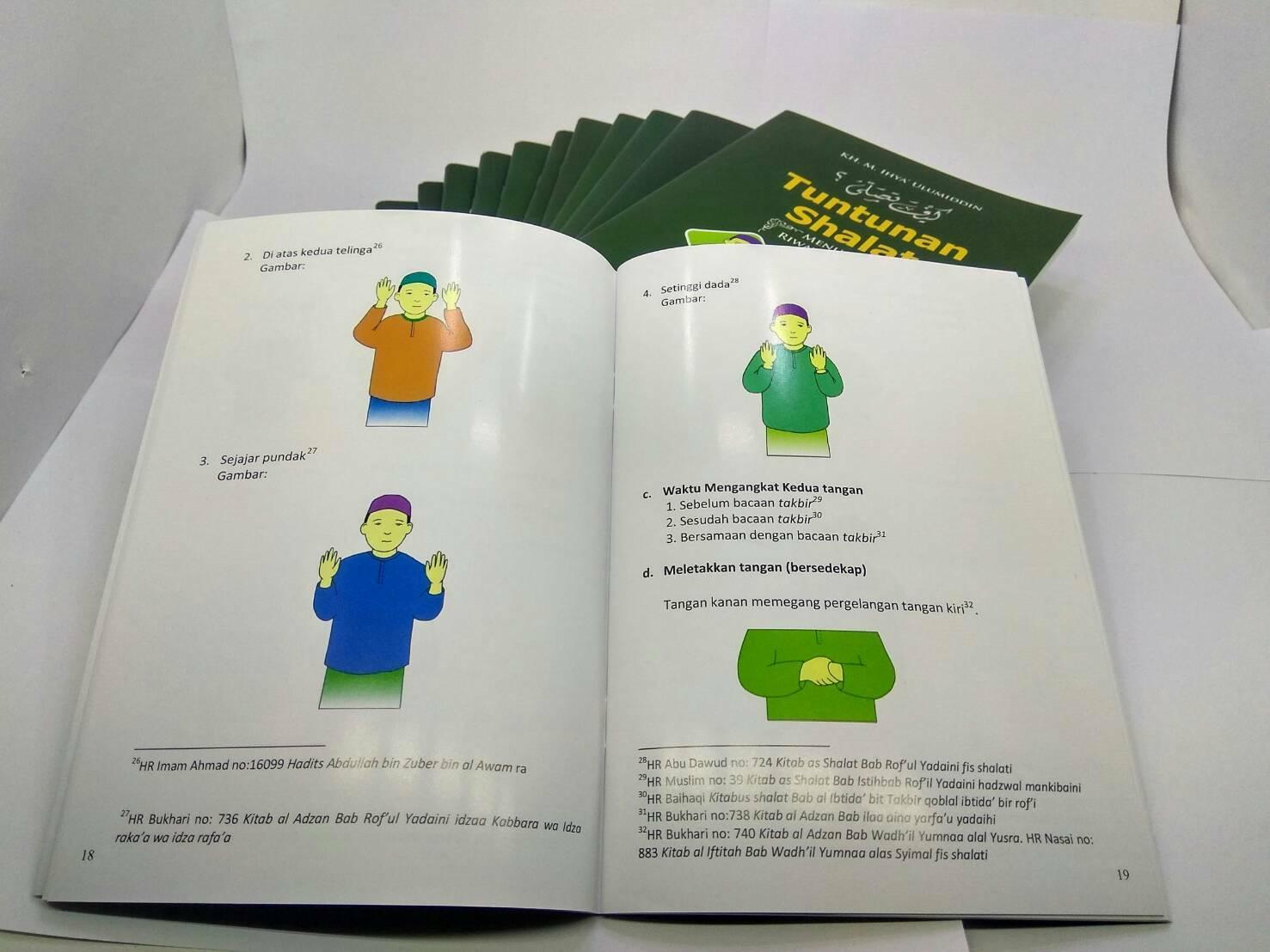 Buku Tuntunan Sholat Sunnah Lengkap Pdf
