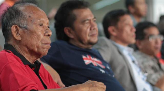 Sinyo Aliandoe, Tokoh Sepakbola Modern Indonesia Berpulang