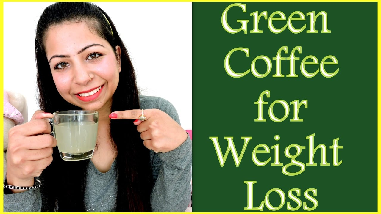 How To Make Green Coffee to Lose Weight in a Month | Fat ...
