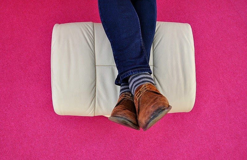 Ultimate comfort of the Stressless Ekornes