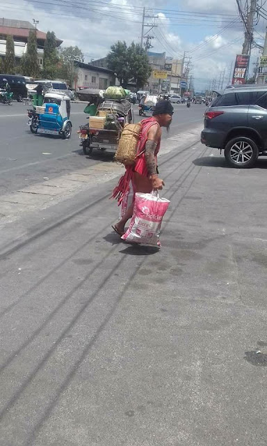 Viral: Native Igorot Was Allegedly Forbidden by A Bus Driver To Ride His Bus!