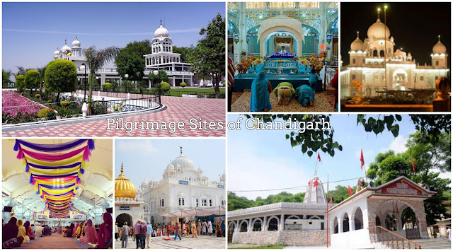 Pilgrimage Sites in Chandigarh