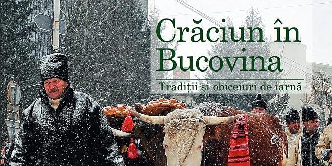 """Programul proiectului """"Crăciun în Bucovina"""" 2016 a fost definitivat de Consiliul Județean"""