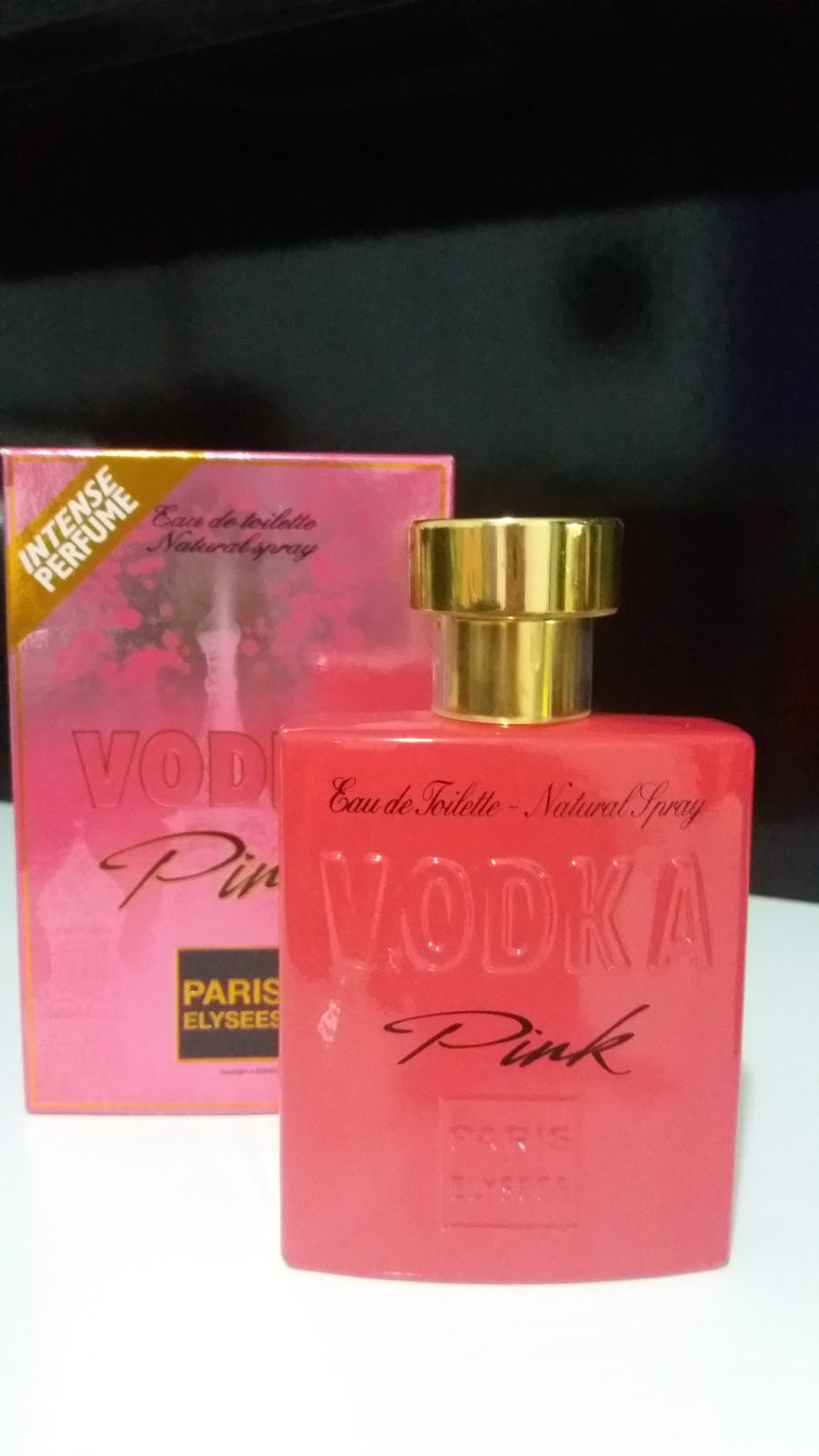 Perfumes Vodka Pink e Vodka Love vem conferir