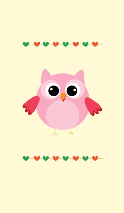 The owl theme v.1