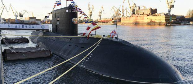 Krasnodar: Το υποβρύχιο της Ρωσίας που «πονοκεφαλιάζει» τις ΗΠΑ – Πώς ξέφυγε από το ραντάρ τους; (BINTEO)