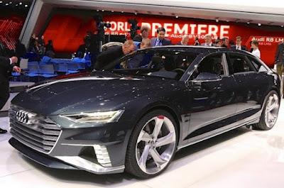 ''(2018) Audi Prologue'' Voiture Neuve Pas Cher prix, intérieur, Revue, Concept, Date De Sortie