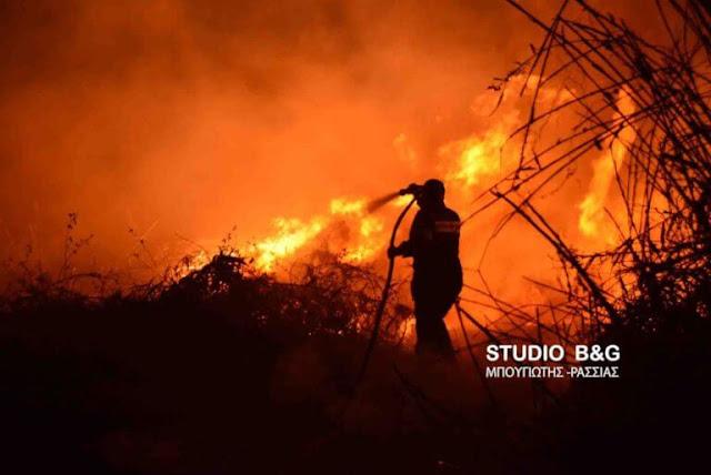 Μεγάλη προσοχή σήμερα - Σχεδόν όλη η Ελλάδα σε πολύ υψηλό κίνδυνο πυρκαγιάς