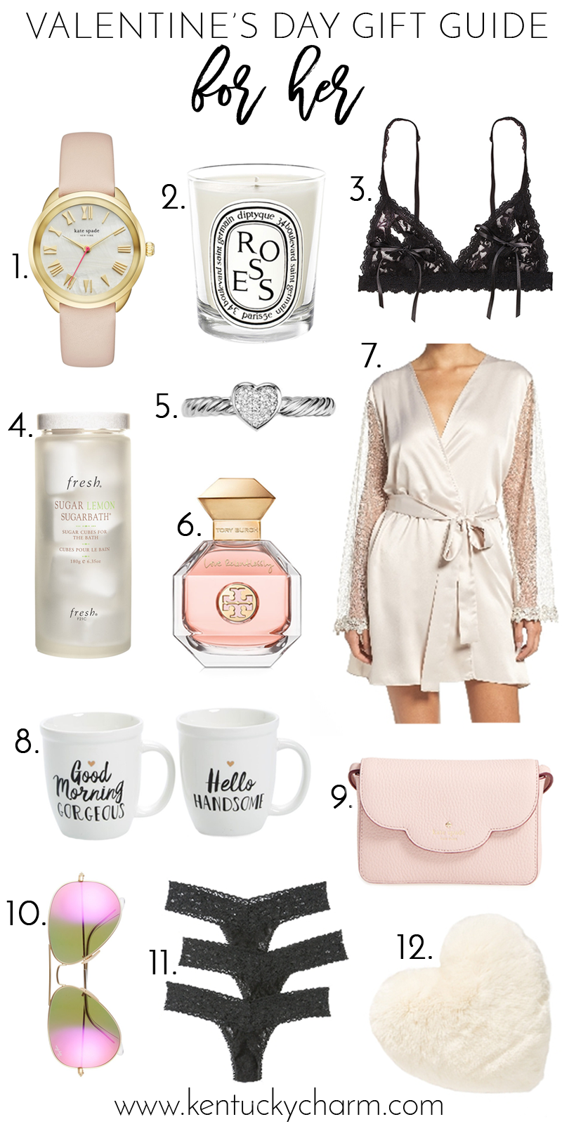 Valentine S Day Gift Guide For Her Nordstrom Giveaway Kentucky