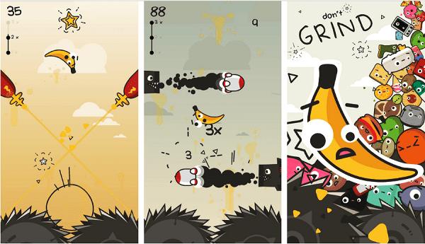 حمل لعبة الموزة والمنشار Don't Grind على موبايلك مجانا