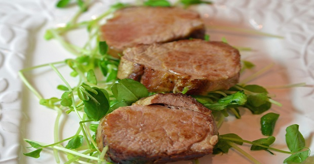 Easy Pan Pork Tenderloin Recipe