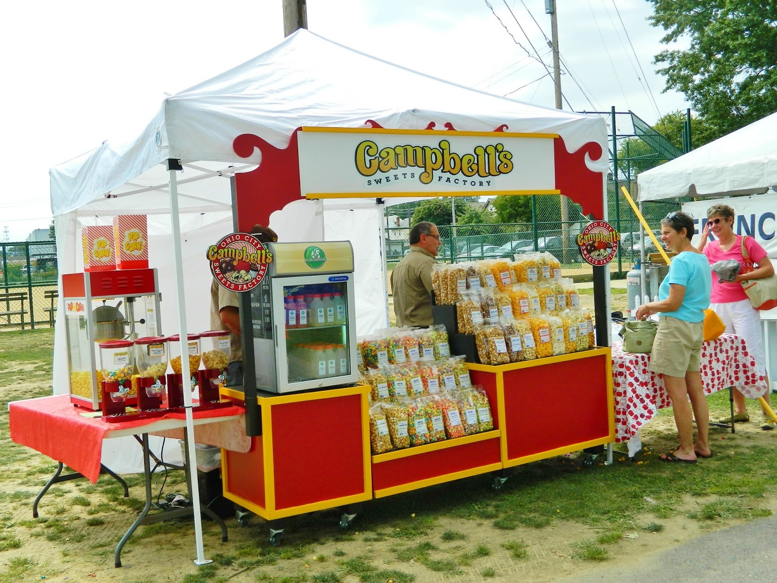 Made In Ohio Arts Crafts Festival September