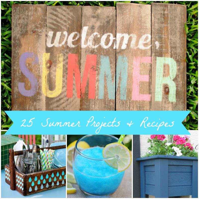 25 Summer Projects and Recipes | Meet the B's