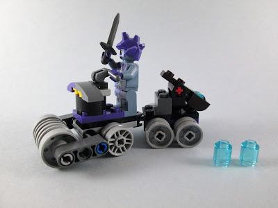 Set LEGO Nexo Knights 30378 Shrunken Headquarters