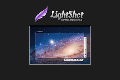 Download LightShot Software Screenshot Termudah