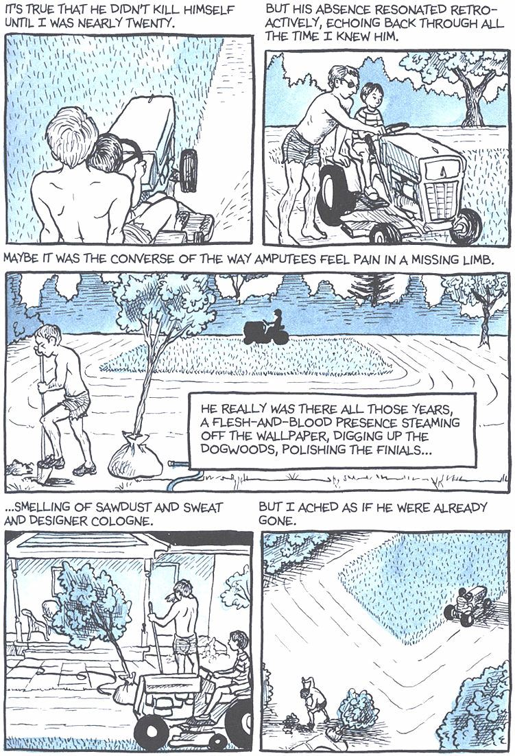 Read Fun Home: A Family Tragicomic - Chapter 1, Page 22