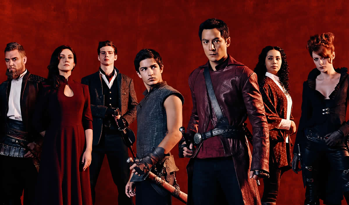 First Look At Into The Badlands Season 2