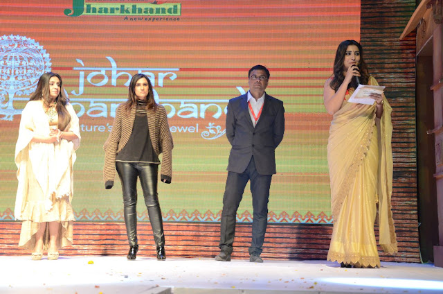 FASHION SHOW AT 31st INTERNATIONAL SURAJKUND MELA