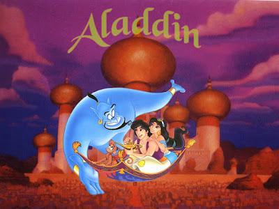 Hikayat Aladin Dan Lampu Wasiat