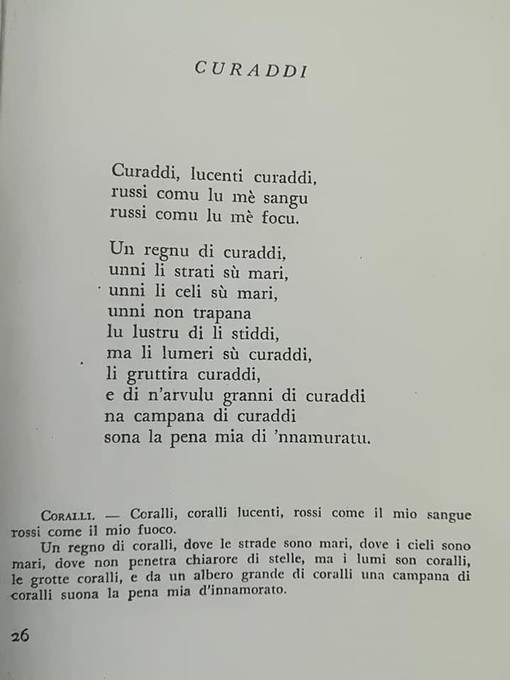 Poesie Sullalbero Carmelo Molino