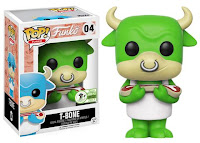 Pop! Funko: Spastik Plastik - Green T-Bone  (Edición limitada a 3000 unidades)