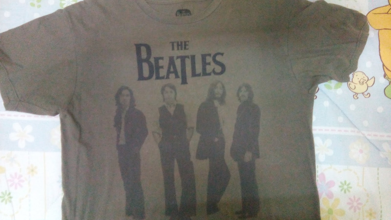 ขายเสื้อวง The Beatles