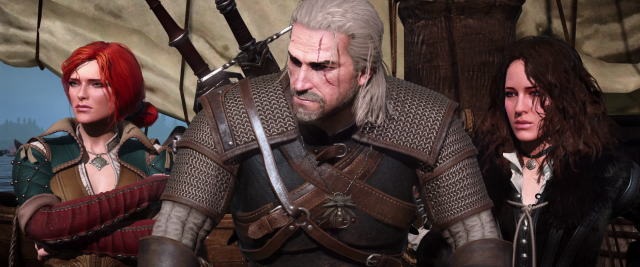 ذا ويتشر 3 وايلد هانت The Witcher 3 Wild Hunt