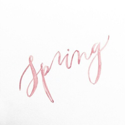 Be Beauty: Inspiracje #8 - Spring all around