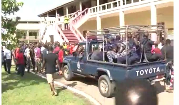UN denounces Delta Force court raid