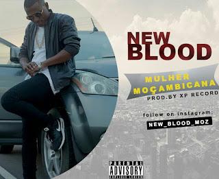 New Blood - Mulher Moçambicana