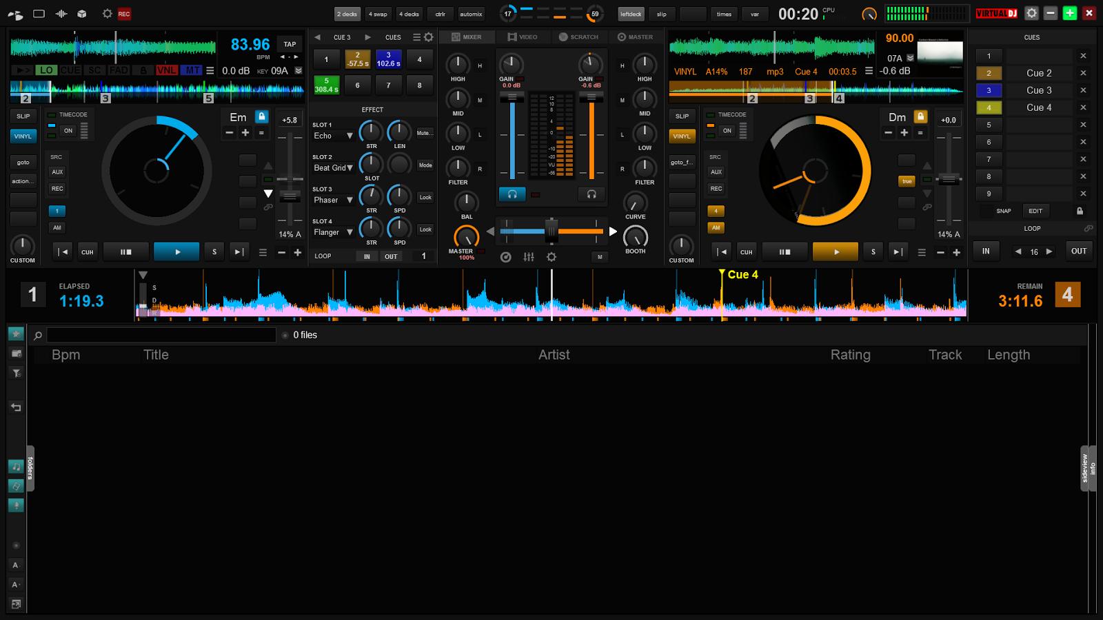 virtual dj studio 8