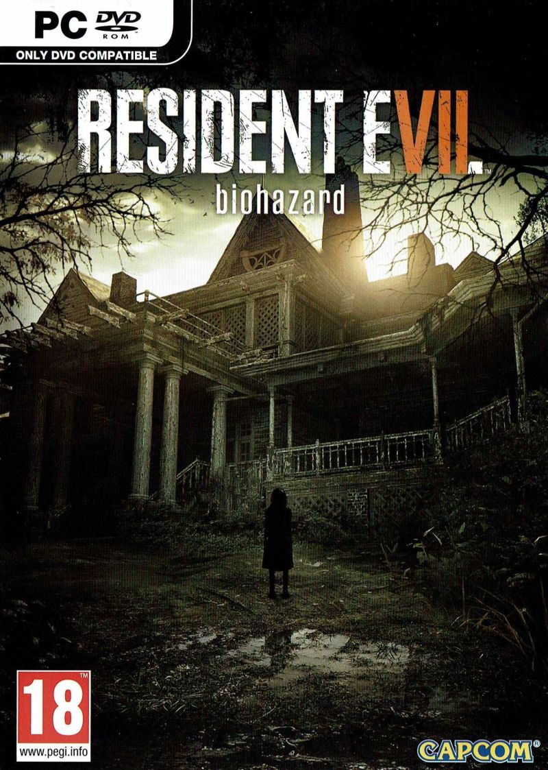 408720 resident evil 7 biohazard windows front cover - Resident Evil 7 Biohazard PC [CpY/3DM]