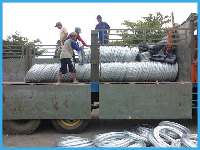 Kawat BWG bendrat kirim seluruh indonesia