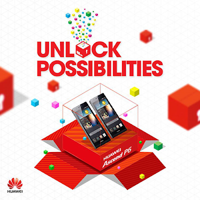 Huawei 'Unlock Possibilities' competition