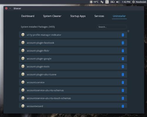 Ubuntu Optimizer
