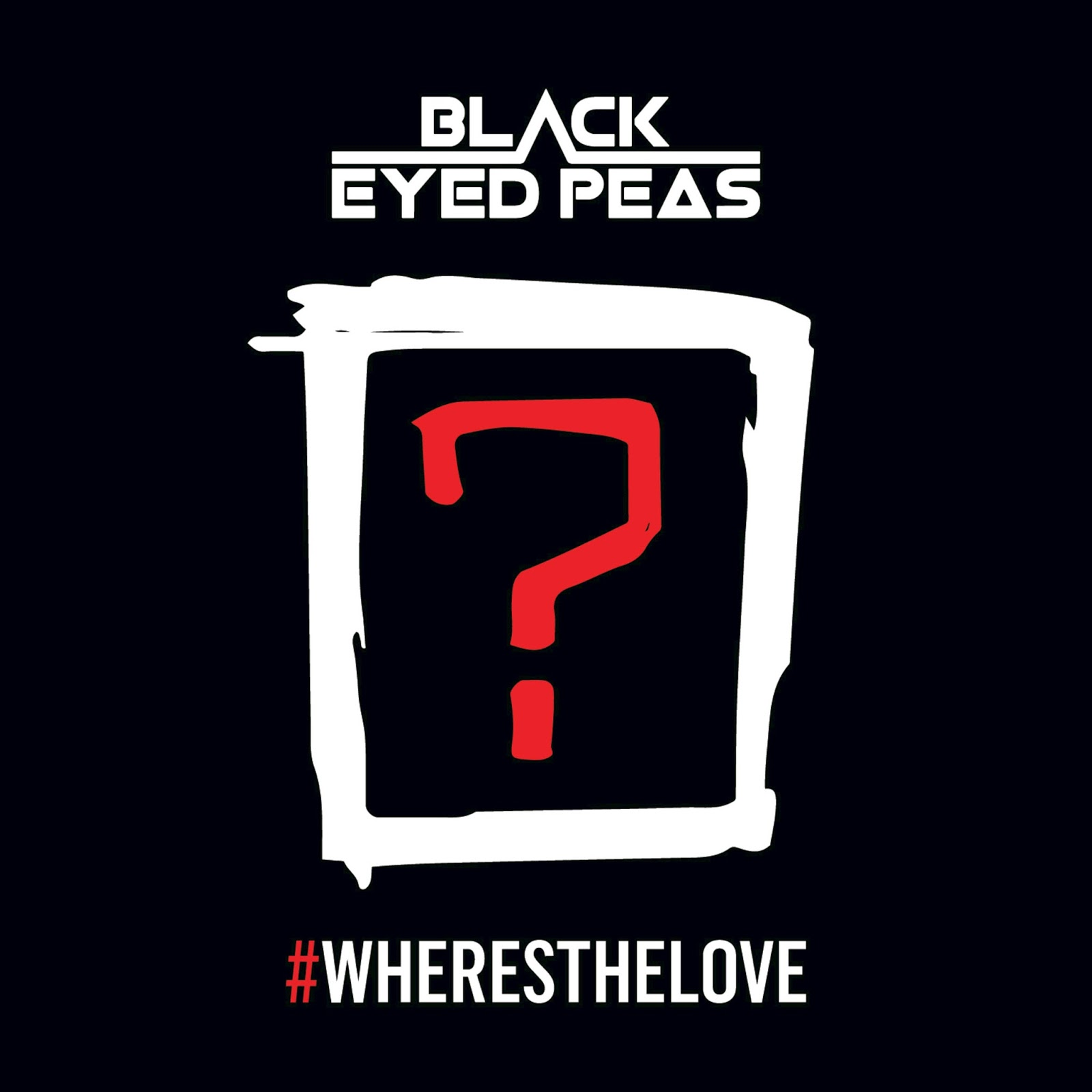 #WHERESTHELOVE – The Black Eyed Peas ft. The World