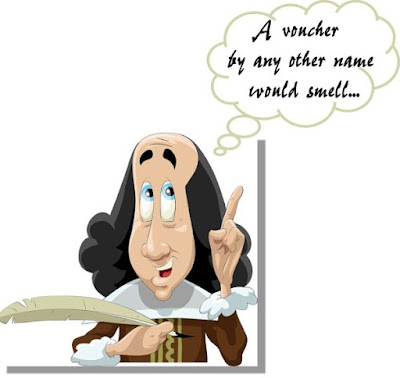 Image result for big education ape vouchers whatever you call them