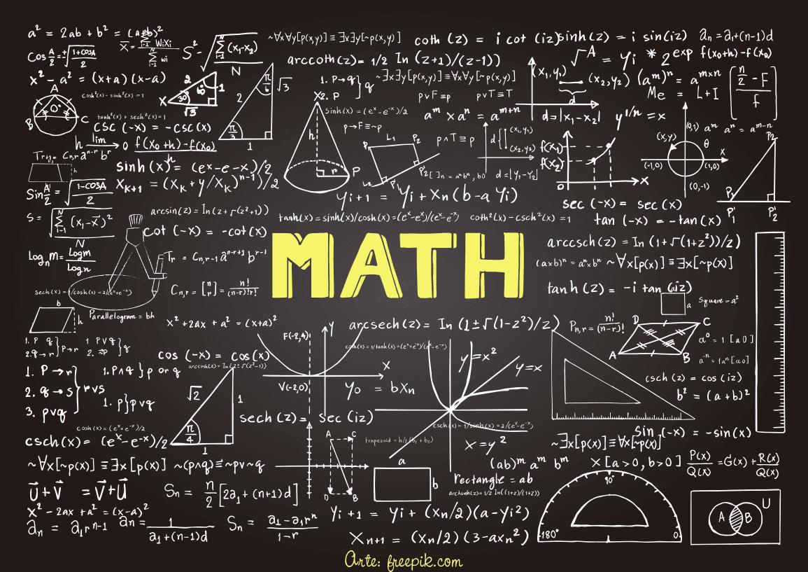 Qual o seu nível de exposição à Matemática?