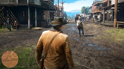 Red Dead Redemtion 2, gameplay