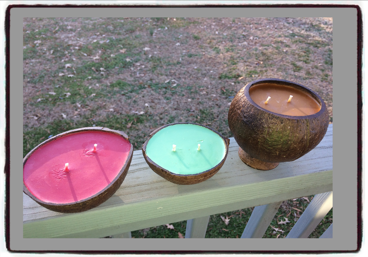 Backyard Candles Keep Your Home Smelling Good All Day
