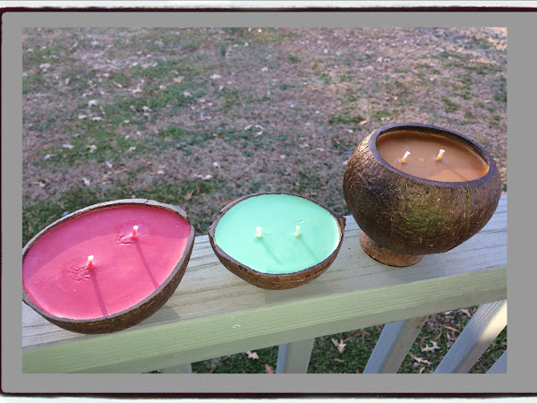Backyard Candles Keep Your Home Smelling Good All Day!  #MBPHGG17, #review, #giveaway