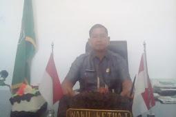 Wakil Ketua I DPRD Kaur Desak Pemda Bangunan Siring Pasang Simpang Tiga.