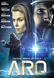 ARQ - HDRip Dual Áudio
