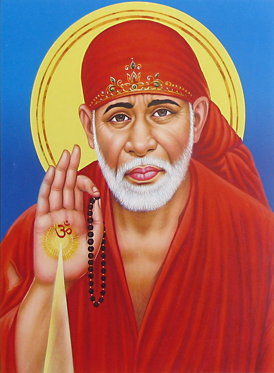 latest sai baba images