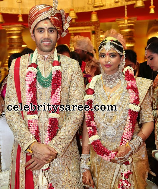 Boinapally Srinivas Daughter Hasini Wedding3