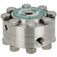 welded isolating diaphragm for pressure sensing line