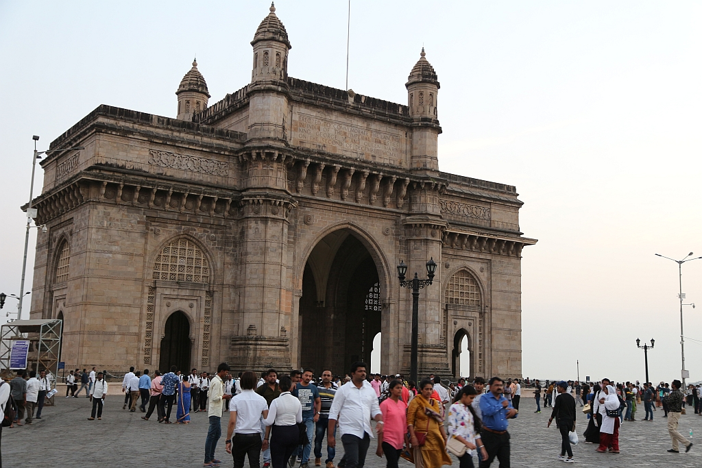 Mumbaj, Indie,