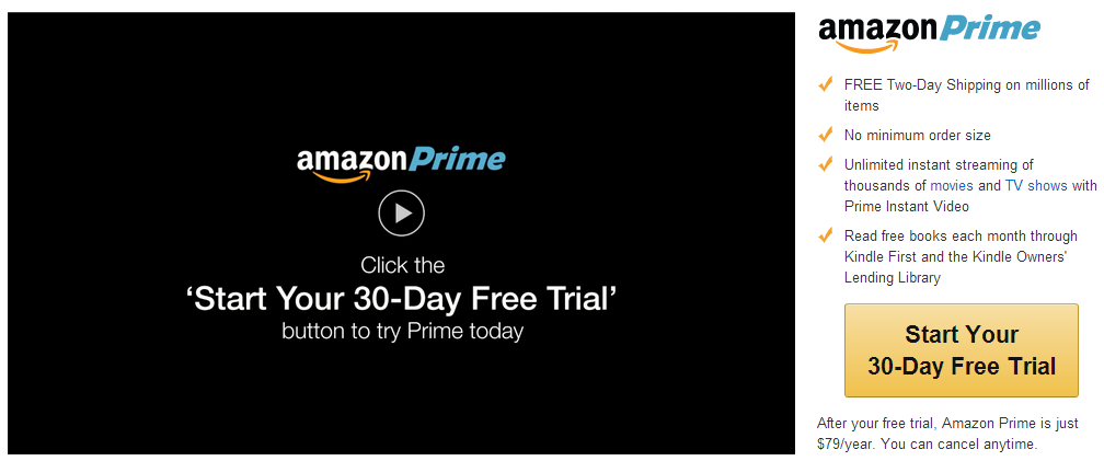 Amazon Increases Prime Membership Fee By $20