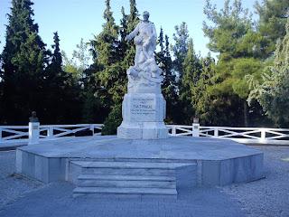 Οι νεκροί Έλληνες στα μακεδονικά χώματα