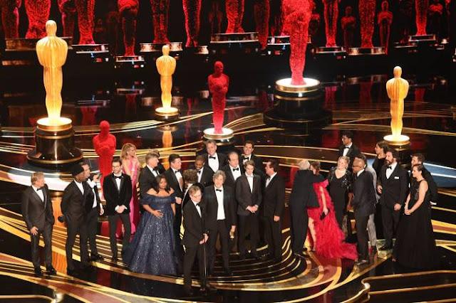 Oscar 2019 - 'Green Book' ganha Oscar de melhor filme   (Opinião e Notícia)